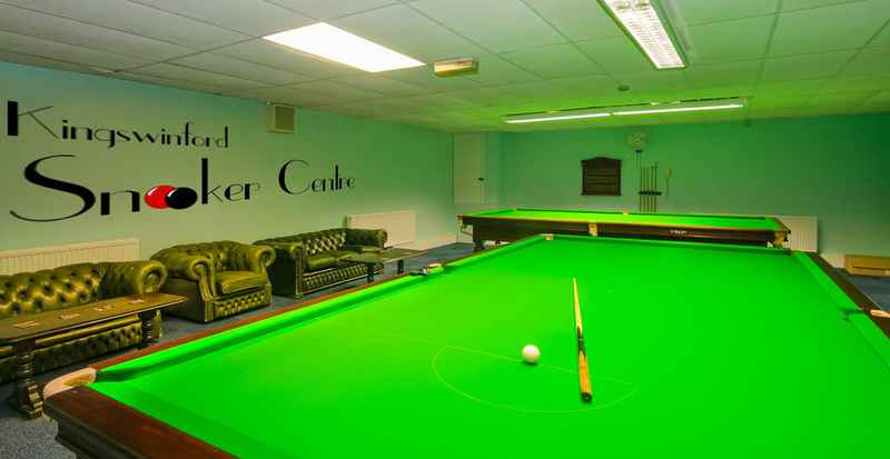 Private Snooker Room